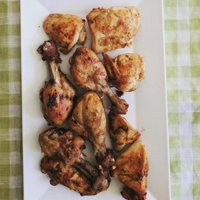 Cumin Spiced chicken